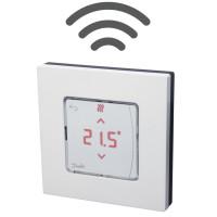 Комнатный термостат 24В Danfoss Icon 088U1121 беспроводной сенсорный, накладной