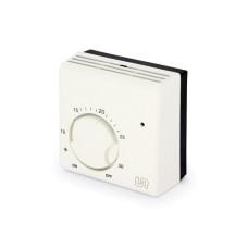 Комнатный термостат Uni-Fitt 332I2000, механический, с выключателем