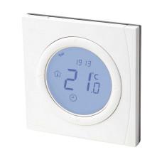 Электронный комнатный термостат Danfoss Basic Plus 088U0622, с дисплеем, накладной, 230В