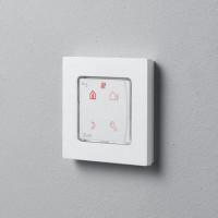 Термостат Danfoss Icon 088U1020 сенсорный комнатный, встраиваемый, программирумемый, 230В | 088U1020