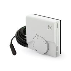Комнатный термостат Uni-Fitt 342M1000, электронный, с выносным датчиком