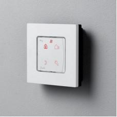 Термостат Danfoss Icon сенсорный комнатный, накладной, программирумемый, 230В | 088U1025
