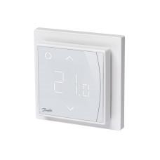 Комнатный термостат Danfoss ECtemp Smart с Wi-Fi подключением, полярный белый   088L1140