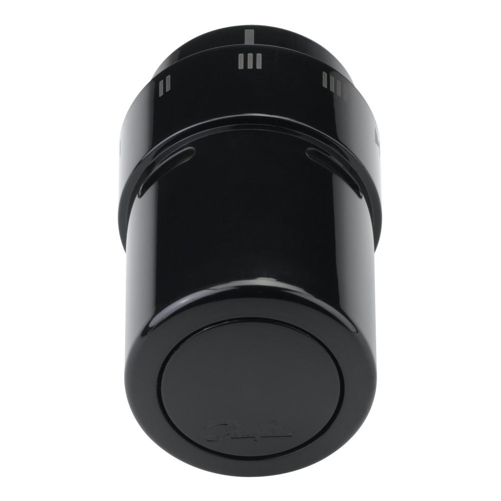 Danfoss RAX 013G6075 Термостатический элемент для полотенцесушителя, черный