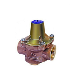 Danfoss 7bis 149B7602 Редукционный клапан, ДУ 50, Rp 2, Ру, бар: 16, диап. настройки давл., бар: 1,0–4,0, макс. расход 23