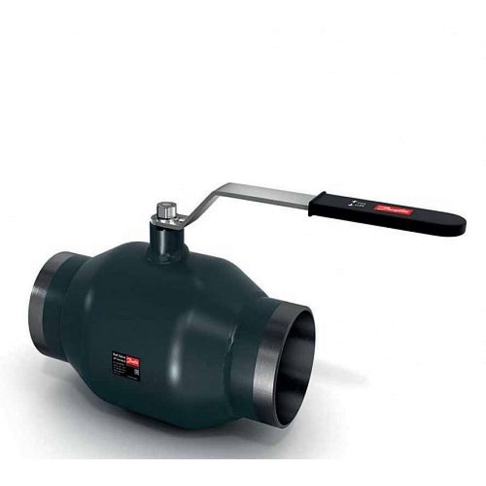 Кран шаровой запорный Danfoss 065N9607 JiP-WW