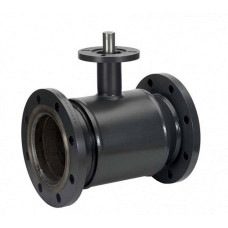 Danfoss JiP Premium FF 065N0332 Кран шаровой, сталь, ДУ 65, Ру, бар: 25, Kvs, м3/ч: 200, | фланец, с фланцем под электропривод