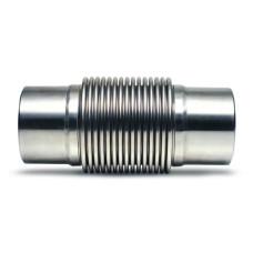Danfoss 193B4007 Осевой сильфонный компенсатор, ДУ 32, длина в своб. сост. 362, осевое удлинение 2δ, мм: 80 (±40), Ру, бар: 10, с внутренней гильзой и наружным защитным кожухом