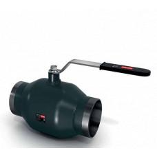 Danfoss Jip Standard WW 065N9609 Кран шаровой, сталь, ДУ 125, Ру, бар: 16, Kvs, м3/ч: 716, | приварка, ручка