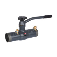 Клапан запорно регулирующий Danfoss JiP BaBW WW 065N9507, измерительными ниппелями ДУ80, Ру25, Kvs=135, под приварку