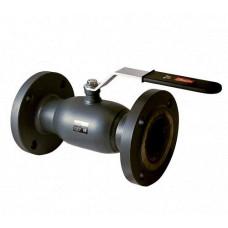 Кран Jip Standard FF Danfoss 065N9620, шаровой ДУ15, Ру16, Kvs=11, фланец
