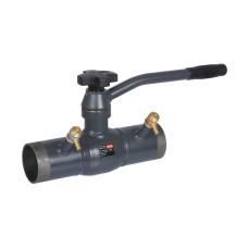 Клапан запорно регулирующий Danfoss JiP BaBW WW 065N9509, измерительными ниппелями ДУ125, Ру25, Kvs=330, под приварку