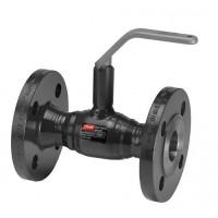 Danfoss JiP Premium FF 065N4281G Кран шаровой, сталь, ДУ 65, Ру, бар: 25, Kvs, м3/ч: 200, | фланец, ручка