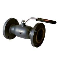 Кран Jip Standard FF Danfoss 065N9624, шаровой ДУ40, Ру16, Kvs=96, фланец