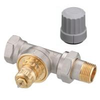 Термостатический клапан для радиатора Danfoss RTR-G 013G7028 прямой ДУ25 1 (RA-G)