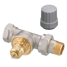 Термостатический клапан, прямой ДУ25 RTR-G Danfoss 013G7028 | 1 (RA-G)