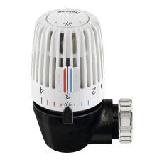 Термостатическая головка Heimeier WK, угловая для радиаторов со встроенными клапанами | 7020-00.500