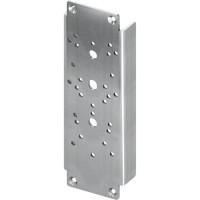 Комплект стальных пластин TECEprofil E 9042016 для крепления поручня