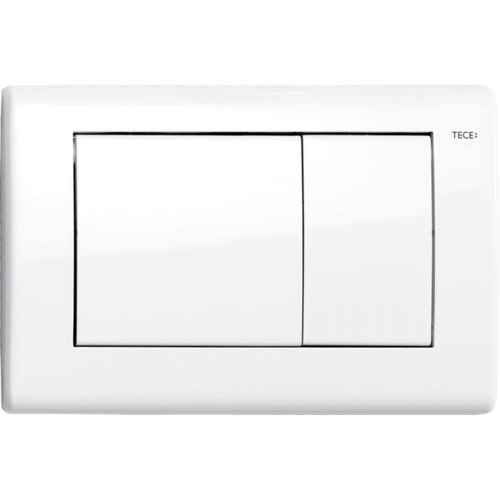 Панель смыва унитаза TECEplanus 9240324, белая