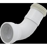 Гофра для унитаза Alcaplast A970 280–550 мм