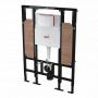 Инсталляция для унитаза Alcaplast AM101/1120V для инвалидов