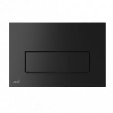 Кнопка смыва Alcaplast M578 черная