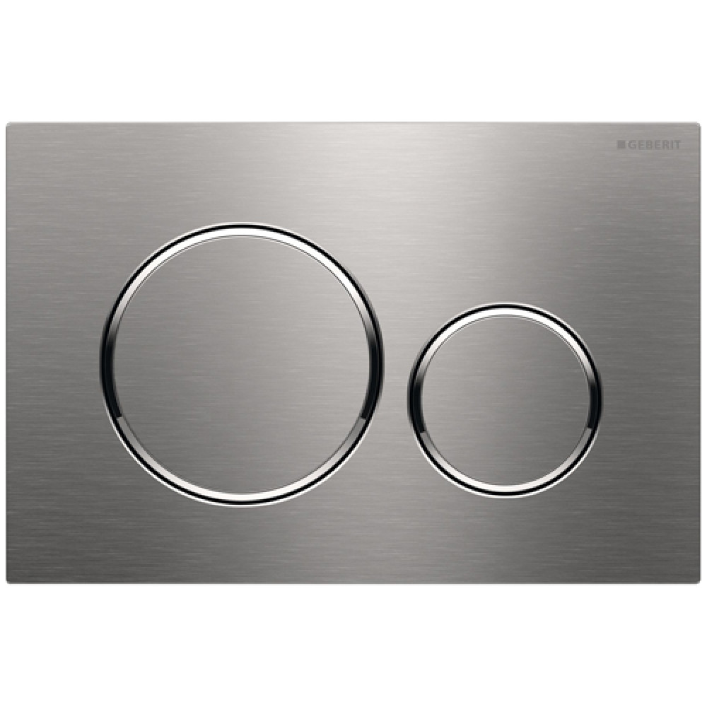 Кнопка смыва Geberit Sigma20 115.882.SN.1 сталь