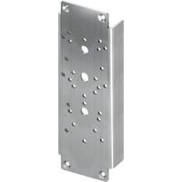 Комплект стальных пластин TECEprofil D 9042013 для крепления поручня