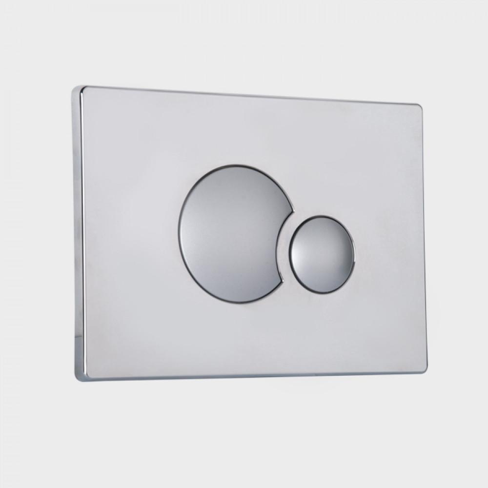 Кнопка смыва Sanit Redonda 16.706.81..0000cr хром