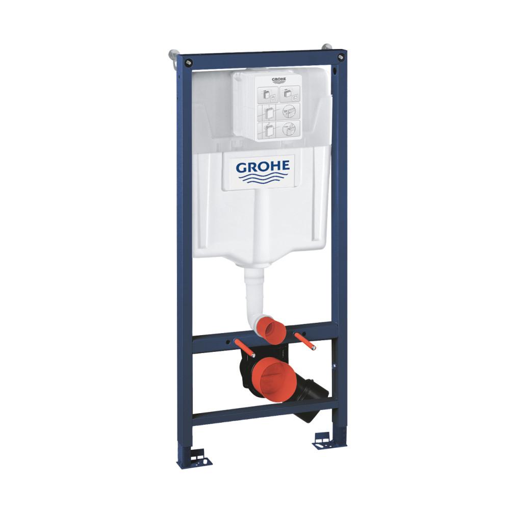 GROHE Rapid SL 38536001 система инсталляции для унитаза, h112см, стандартная, рамная