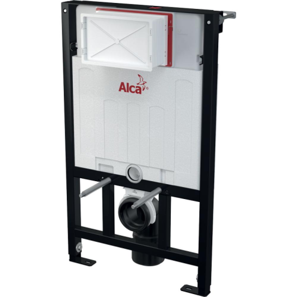 Система инсталляции для унитаза Alcaplast AM101/850, низкая 85см