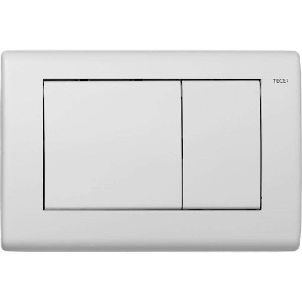 Панель смыва унитаза TECEplanus 9240322, белая матовая