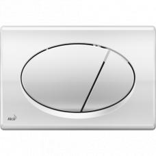 Кнопка смыва Alcaplast M71 хром