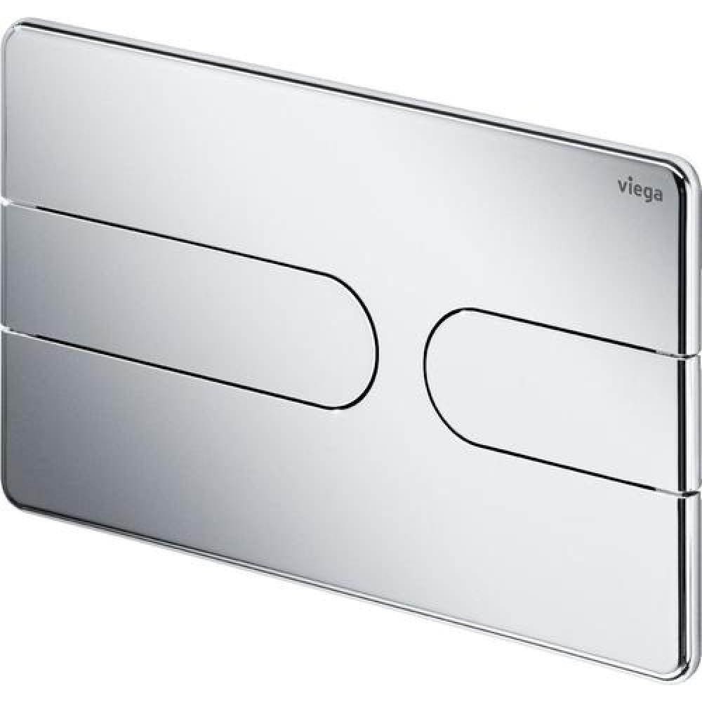 Кнопка смыва Viega Visign for Style 23 773069 матовый хром