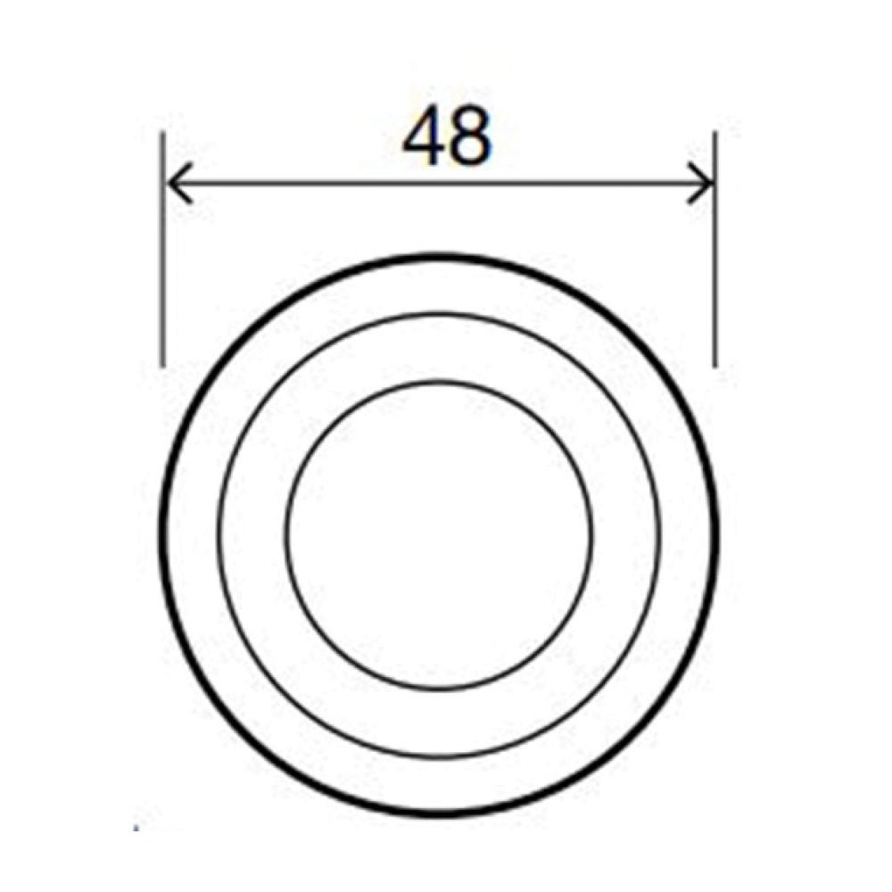 OLI Sphera + Пневматическая кнопка смыва для унитаза, хром