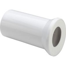 Отвод для унитаза Viega 101312 прямой, длина 250мм