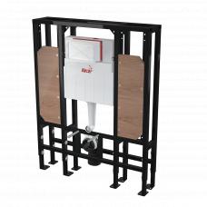 Инсталляция для унитаза Alcaplast AM116/1300H свободностоящая, для инвалидов