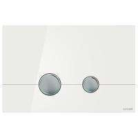 Кнопка смыва Cersanit STERO P-BU-STE/Whg/Gl белая