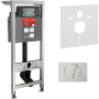 Инсталляция для унитаза MEPA/VariVIT A31 SET Комплект с кнопкой