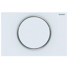 Кнопка смыва Geberit Sigma10 115.758.JT.5 белая