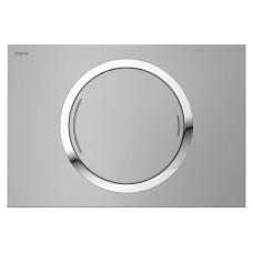 Кнопка смыва MEPA/ZERO manhatten/хром