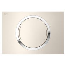 Кнопка смыва MEPA/ZERO pergamon/хром
