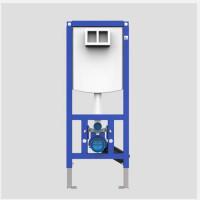 Инсталляция Sanit INEO PLUS 90.733 для унитаза, для кнопок 205х145мм