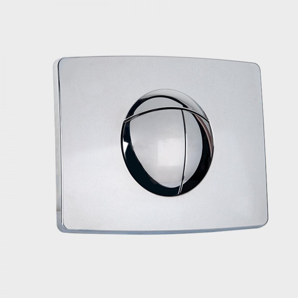 Кнопка смыва Sanit Redonda 16.701.81..0000cr хром
