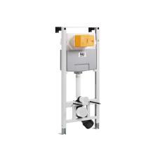 Инсталляция для унитаза OLI 120 Plus 177306 пневматическая, Fast Fit