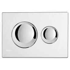 Кнопка смыва (панель) VitrA 711-2085 глянцевый хром