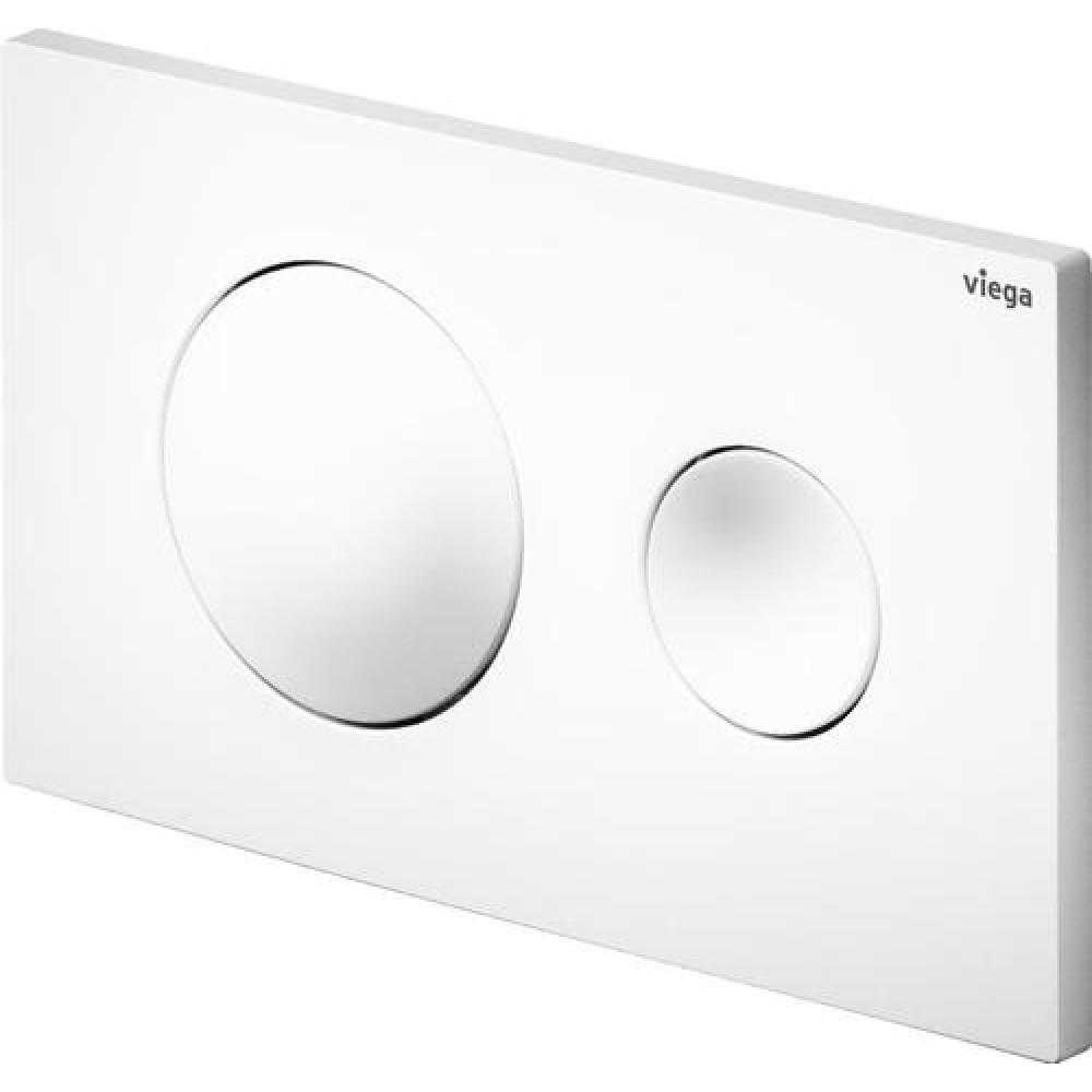 Кнопка смыва Viega Visign for Style 20 773793 белая