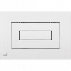 Кнопка смыва Alcaplast M470 белая