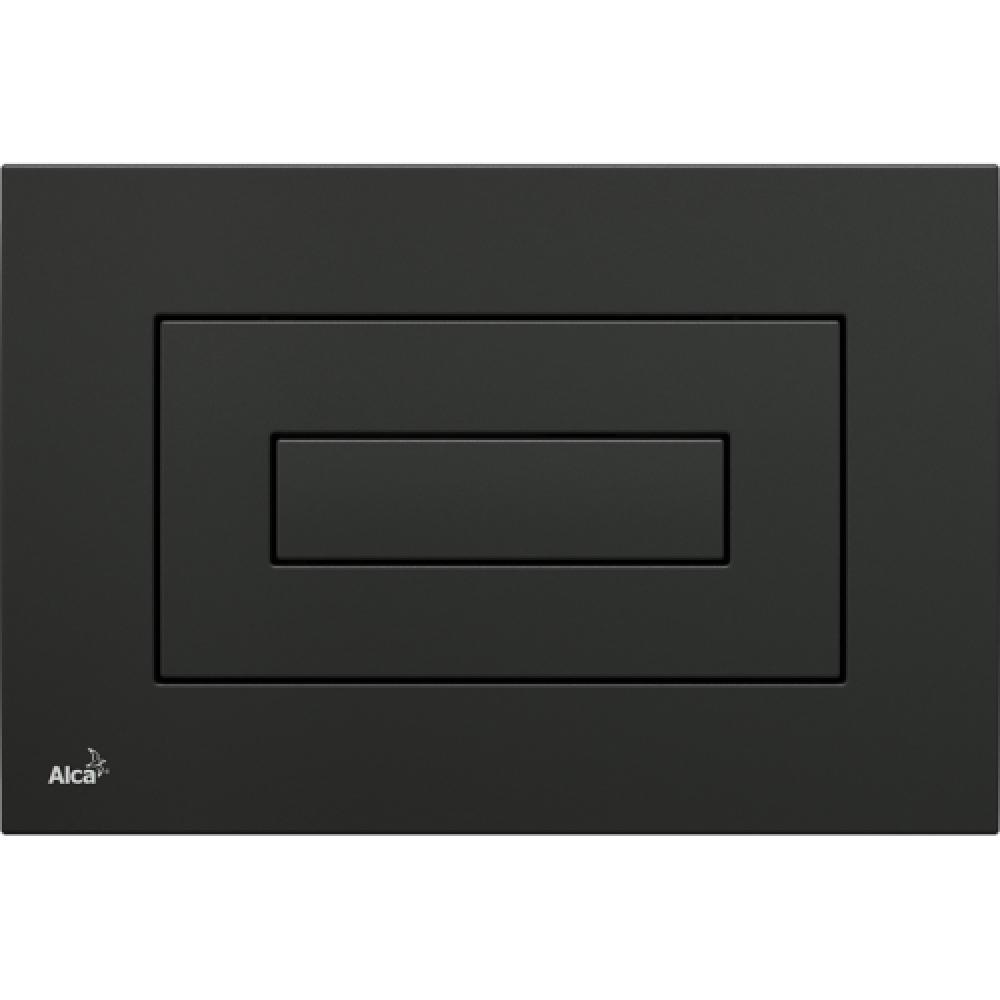 Alcaplast M478 Кнопка смыва, черная, пластиковая