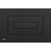 Кнопка смыва Alcaplast M478 черная